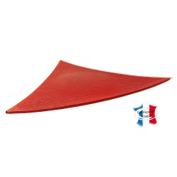 Assiette Triangle Rouge  34...